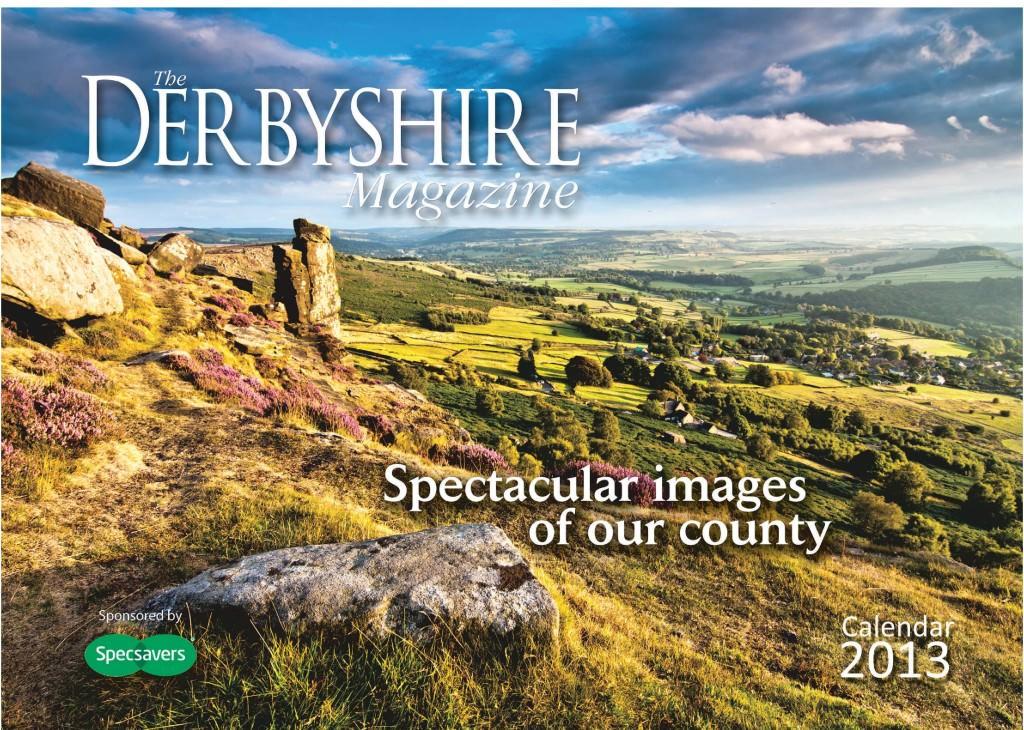 Derbyshire Magazine Calendar Front Cover