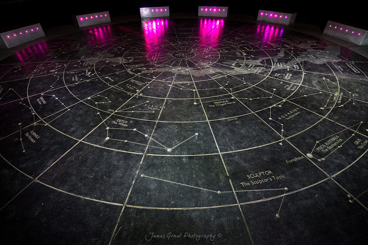 Wirksworth Stardisc Map - Derbyshire