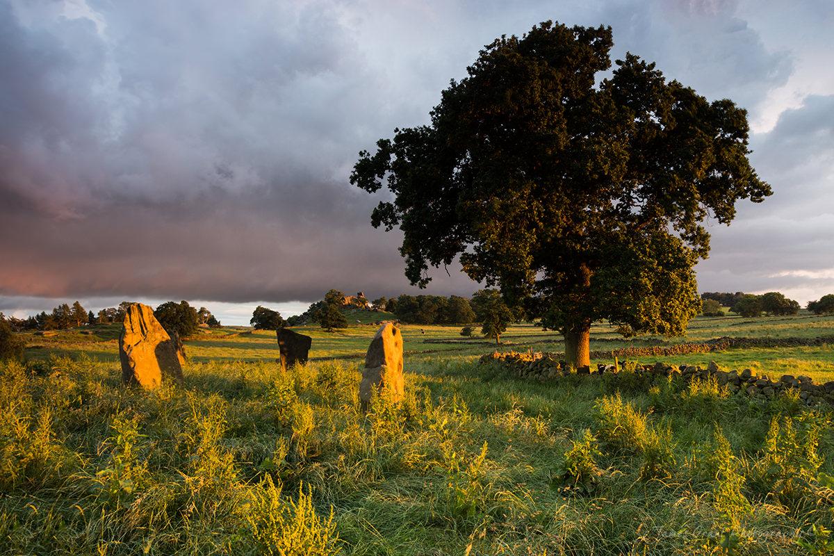 Nine Stones Close - Peak District Photography