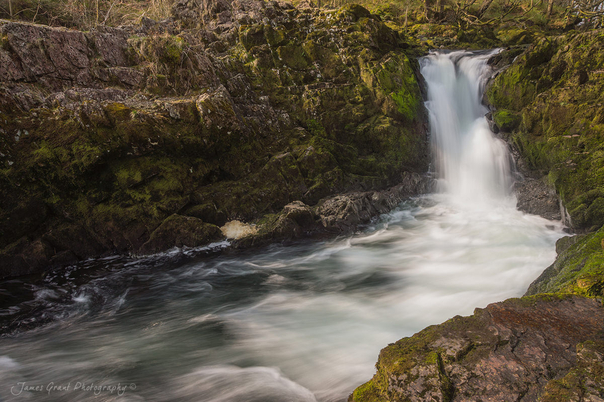Skelwith Force - Lake District Waterfall