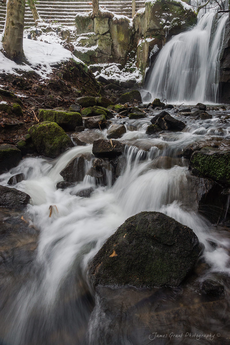 Lumsdale - Peak District Photography