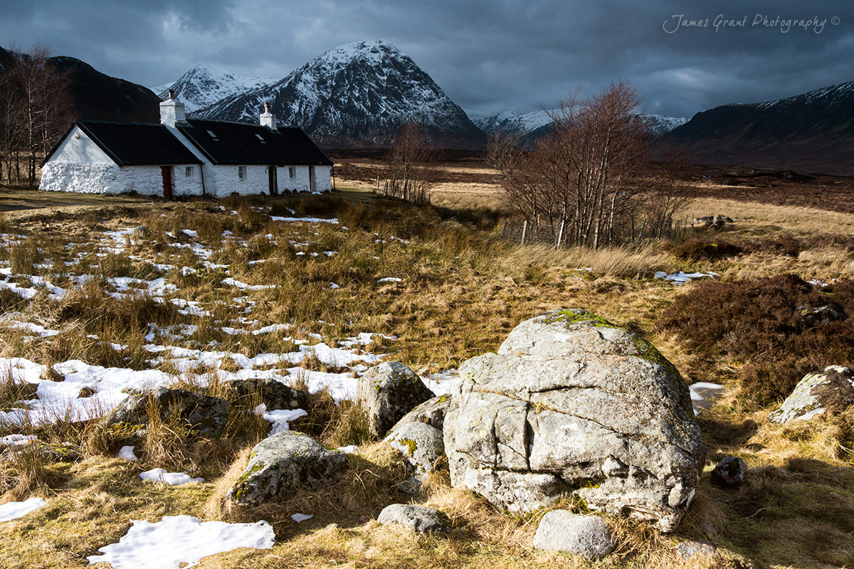 Black Rock Cottage - Scotland Photography