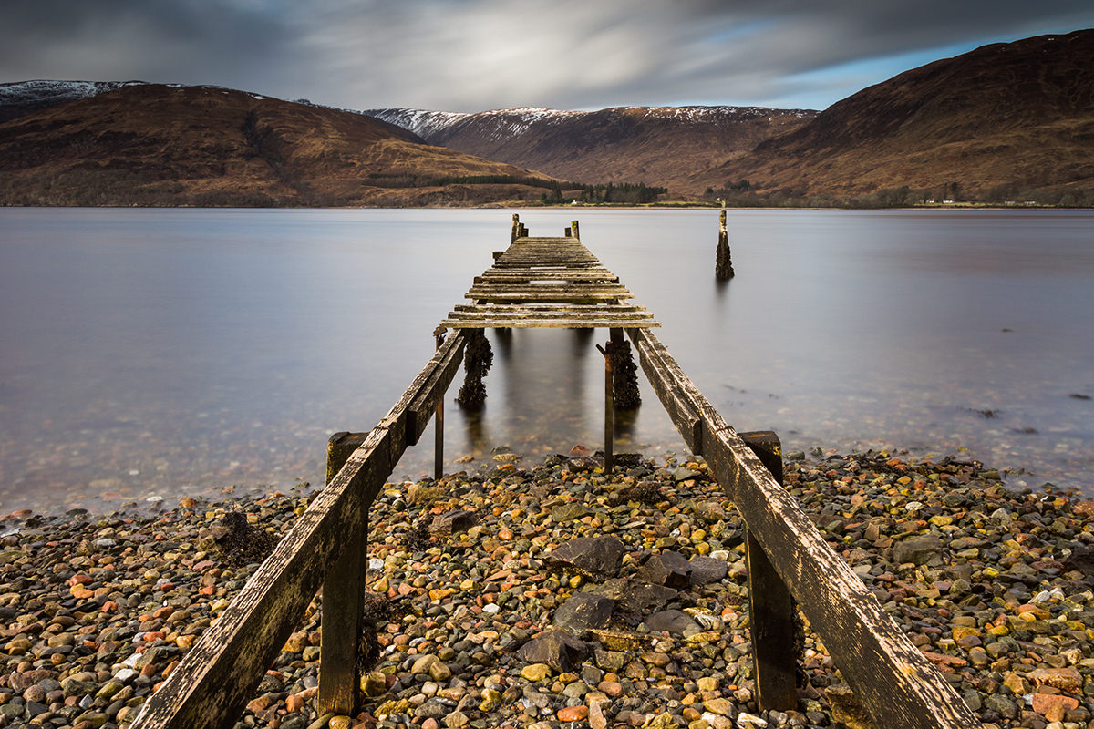 Loch Linnhe - Scotland Photography