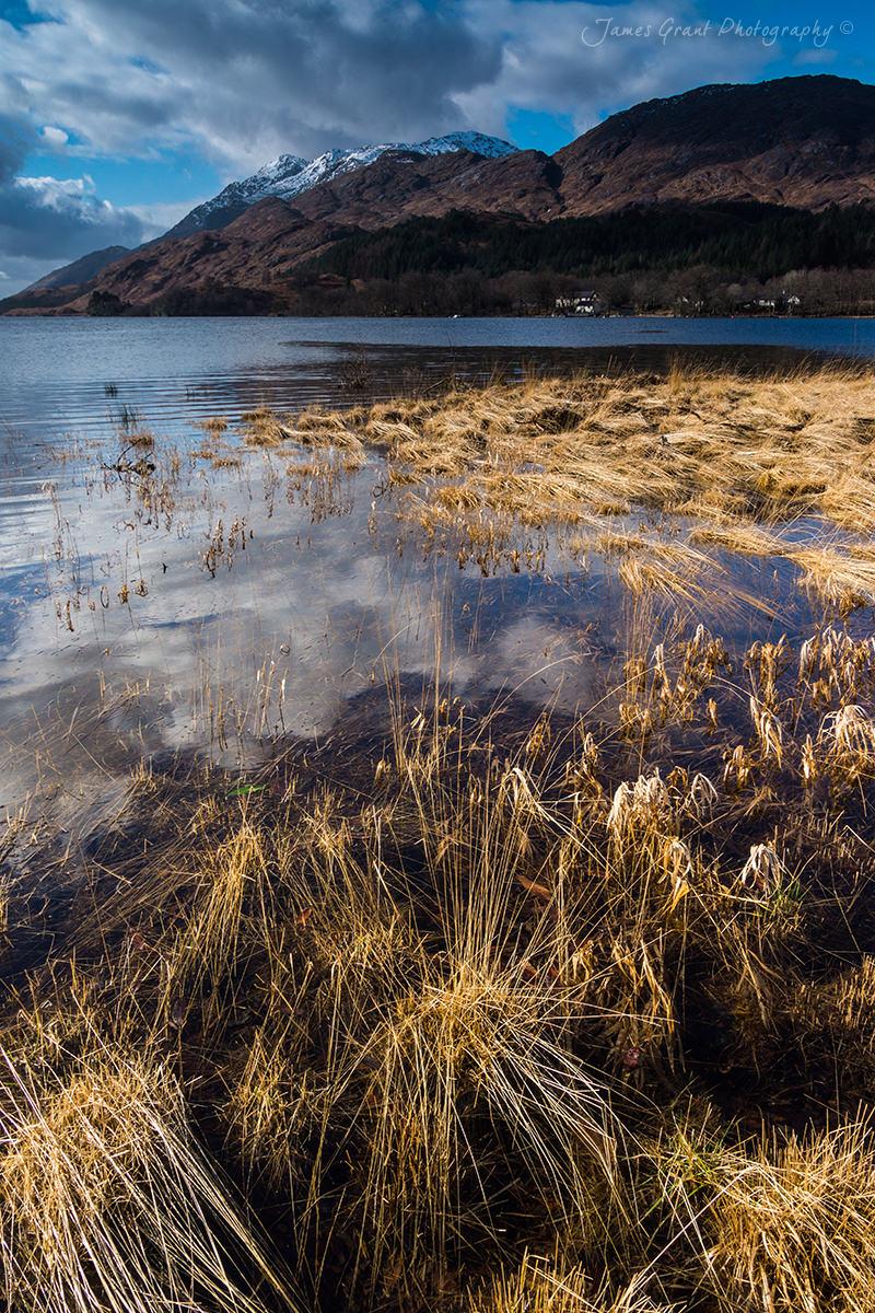 Loch Sheil  - Scotland Photography