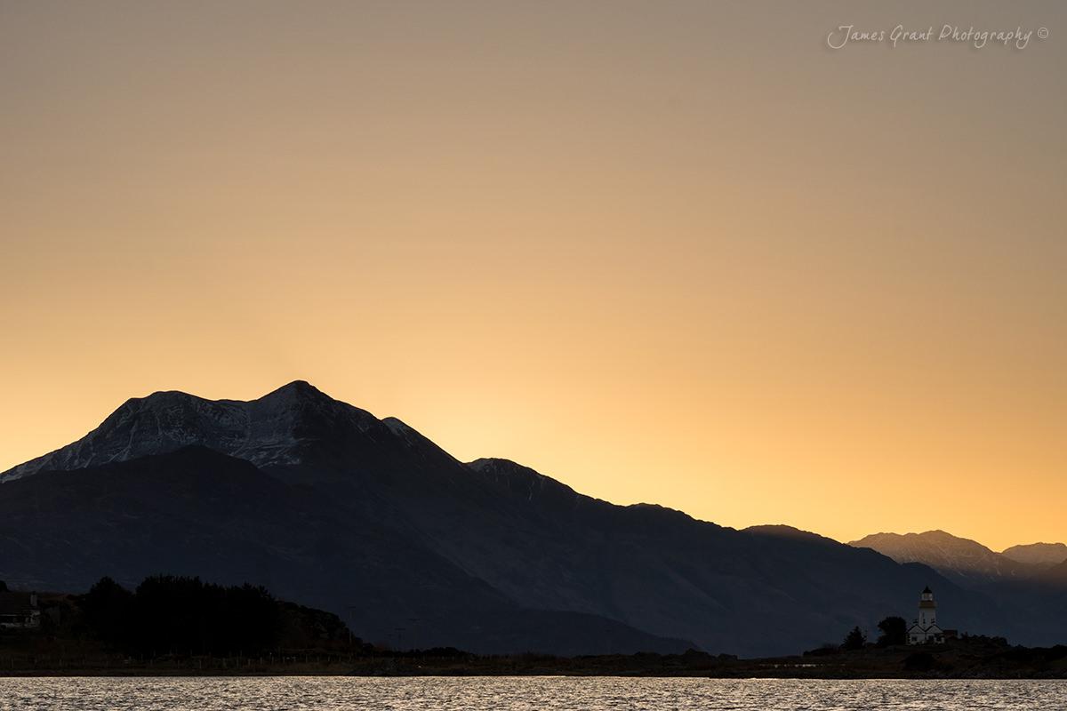 Isle Of Ornsay Sunrise - Isle Of Skye - Scotland Photography