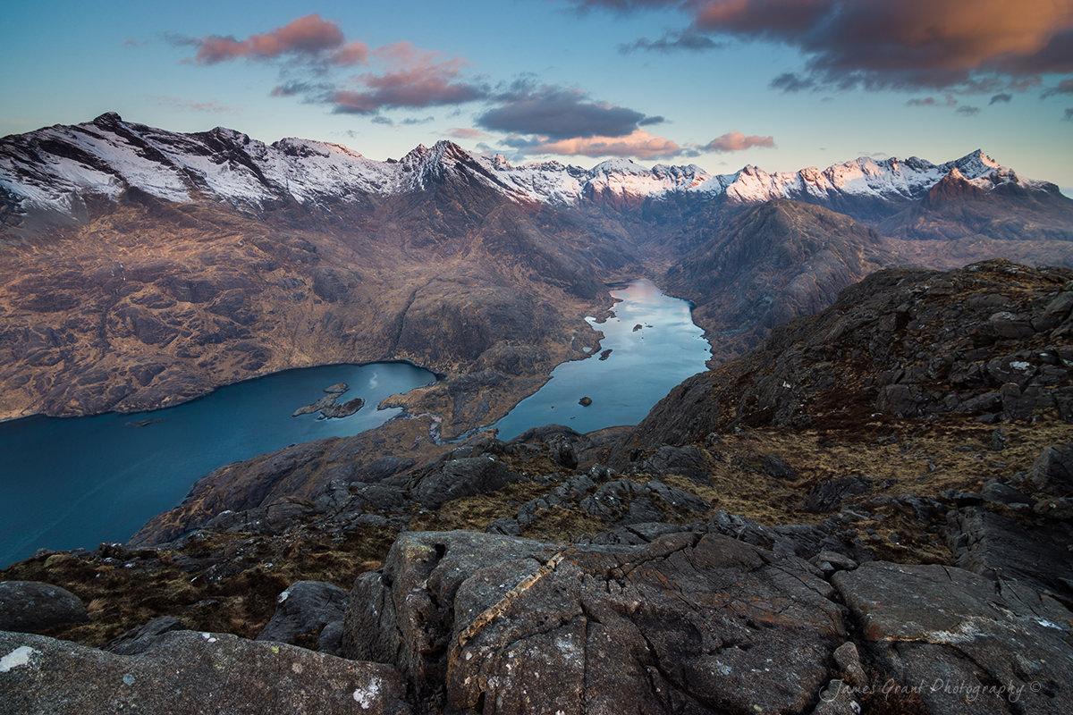 Sgurr Na Stri Sunrise - Isle Of Skye - Scotland Photography