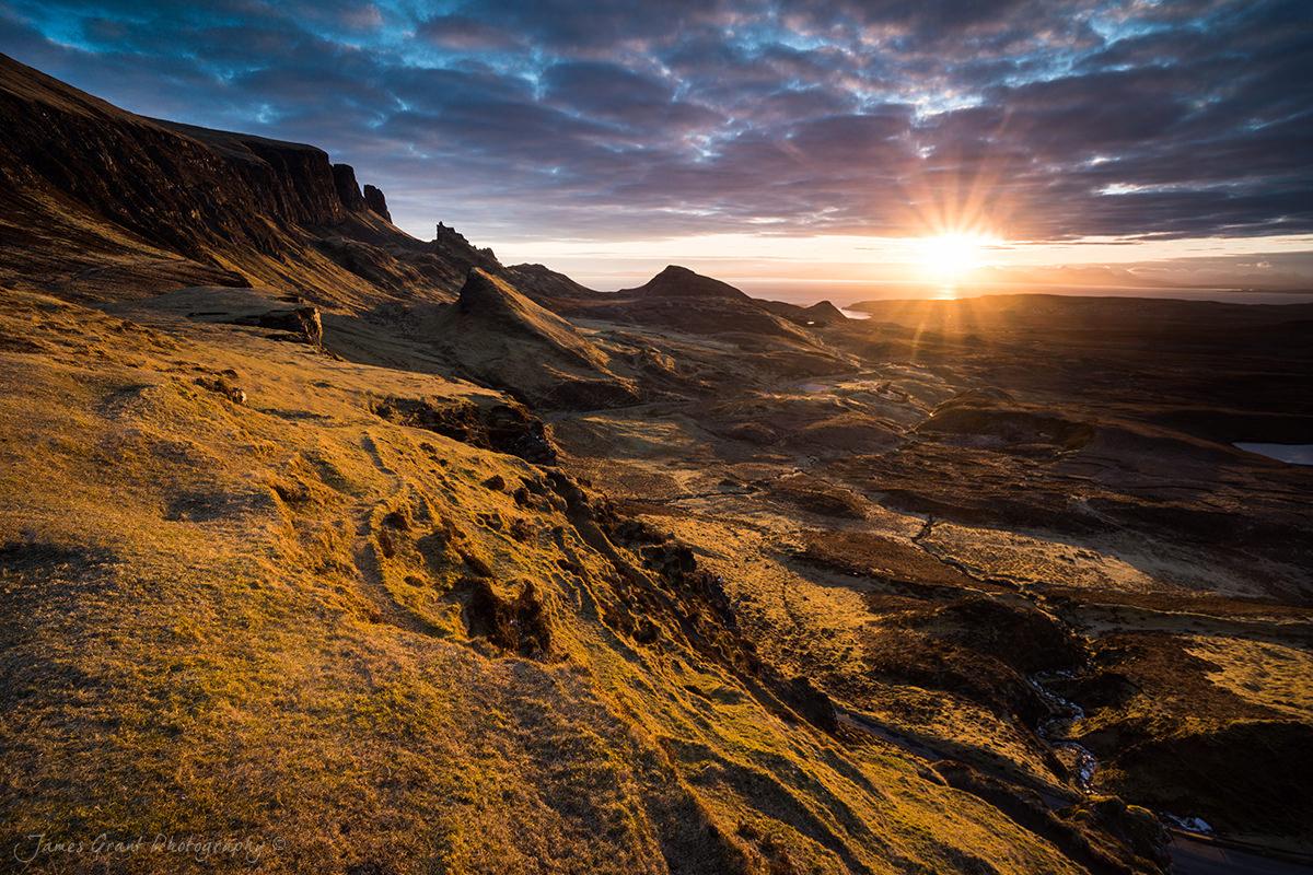 The Quairaing - Isle Of Skye - Scotland Photography