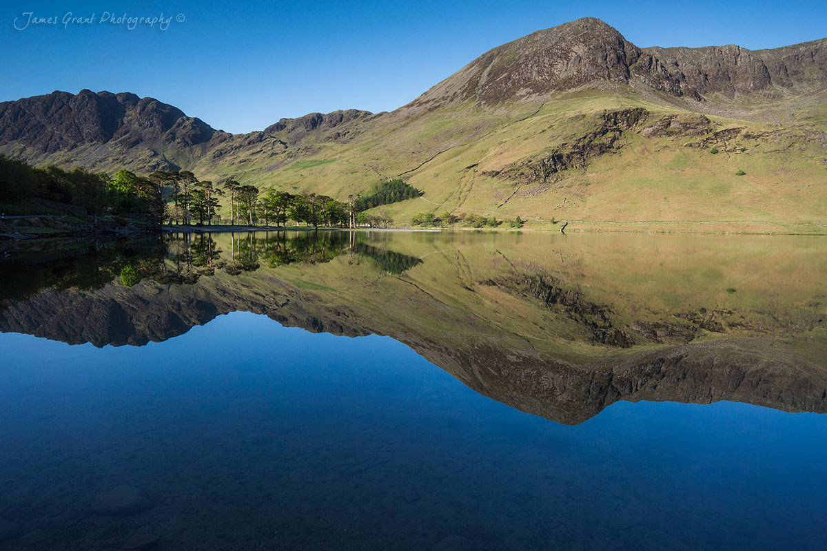 Buttermere Reflections - Lake District Photography
