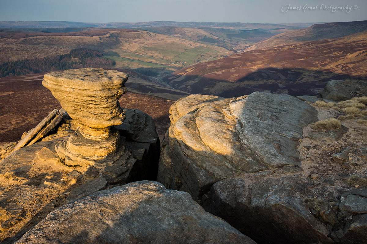 Fairbrook Naze - Peak District Photography