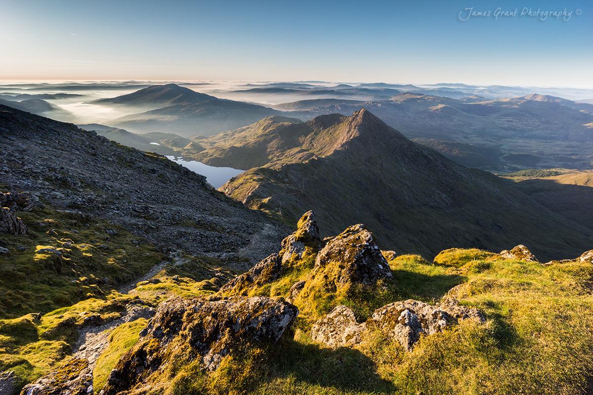 Y Lliwedd - Snowdonia Photography