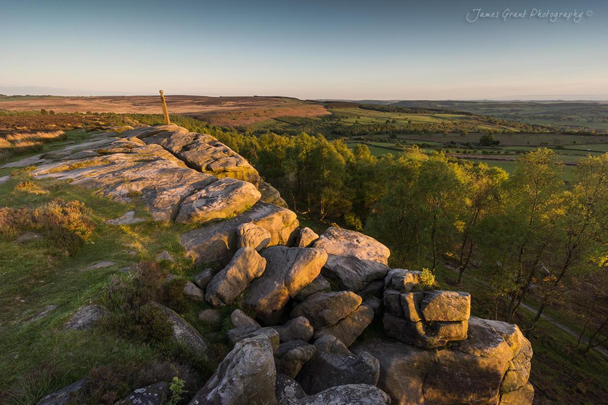 Birchen Edge - Peak District Photography
