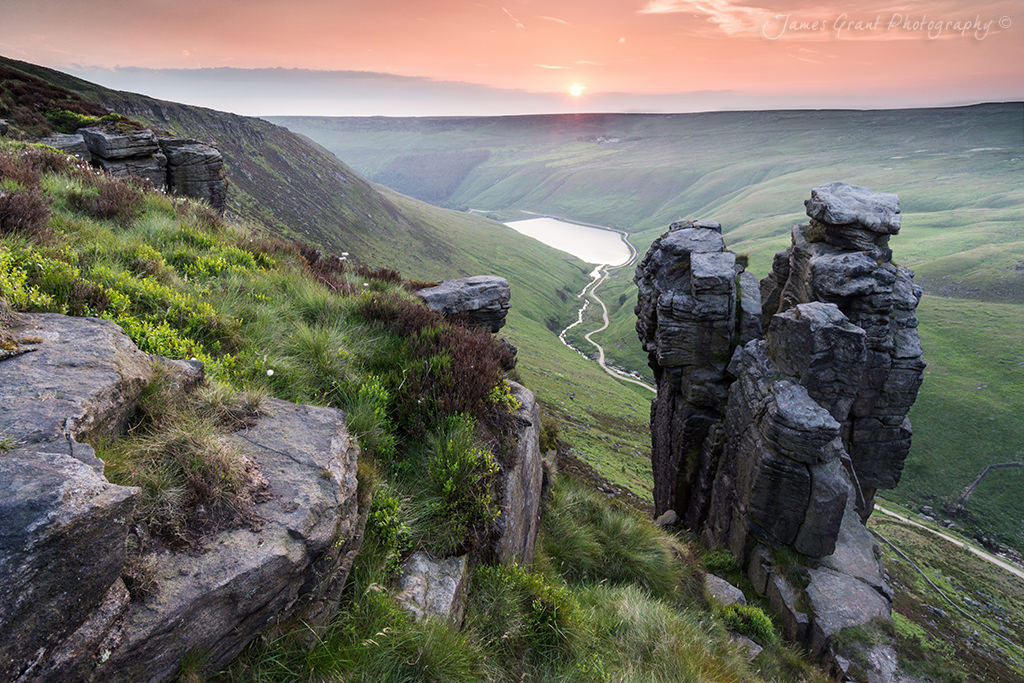 The Trinnacle - Peak District Photography