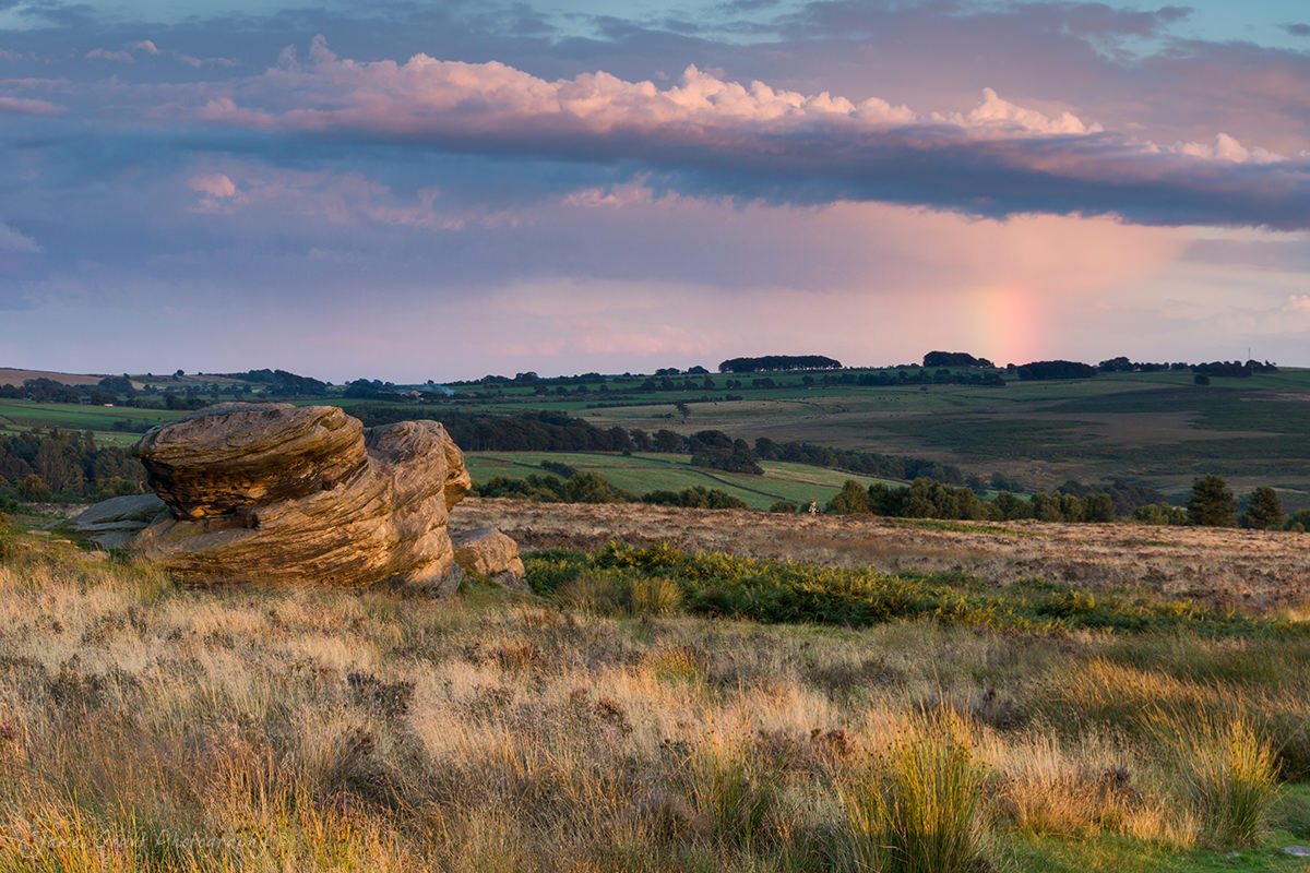 Three Ships - Birchen Edge - Peak District Photography