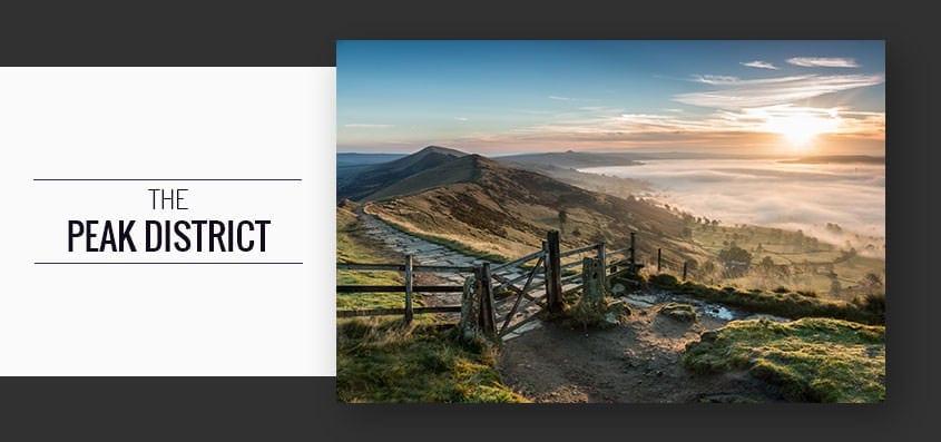 Mam Tor Sunrise Peak District Photography Workshop