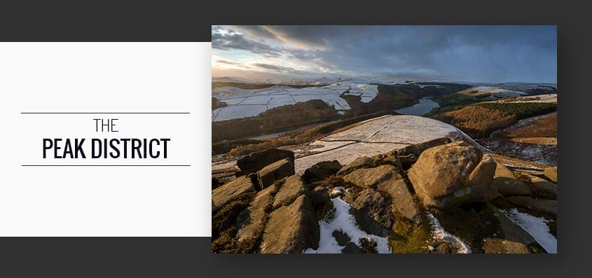 Peak District In Winter Photography Workshop