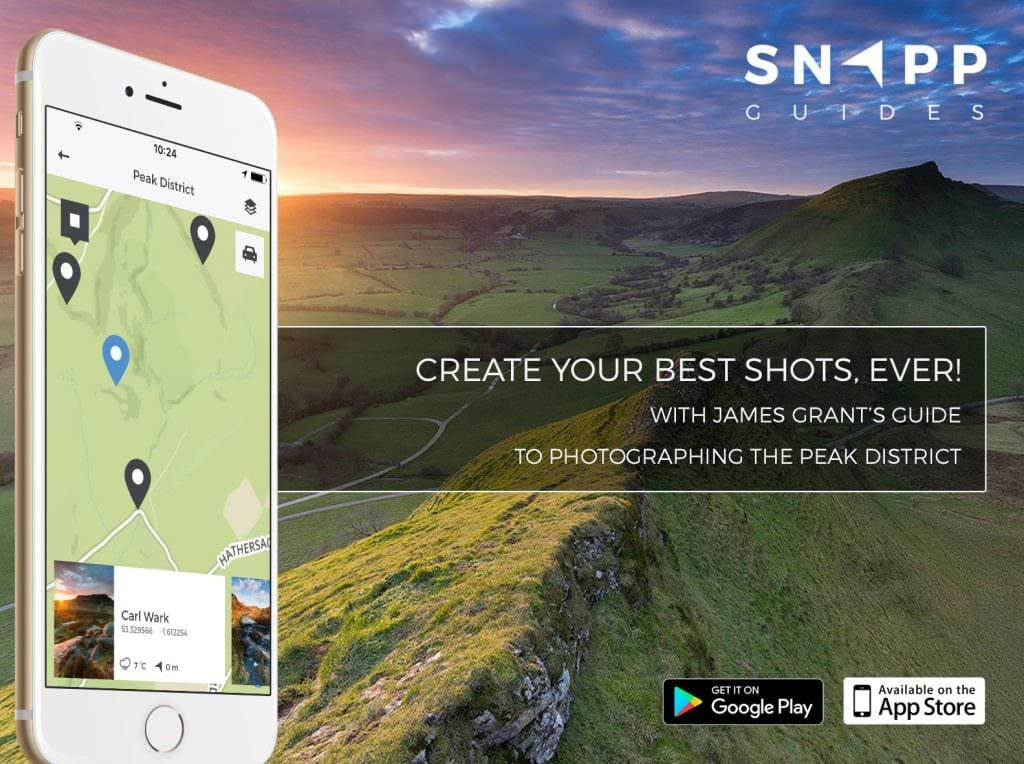 SNAPP Guides Peak District Photography Guide