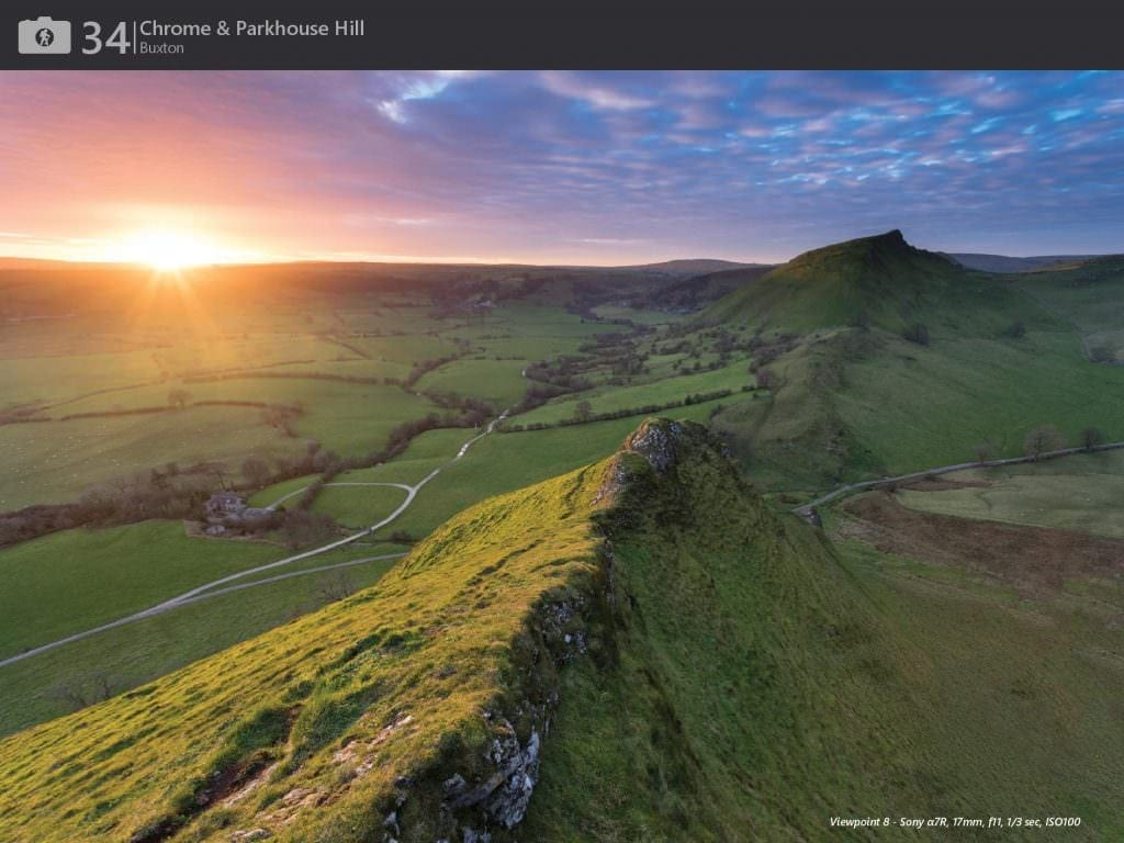 Peak District Through The Lens Chrome and Parkhouse Hill Introduction